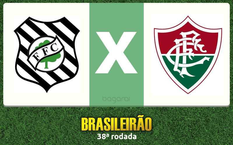 Figueirense vence Fluminense na última rodada do Brasileirão 2015