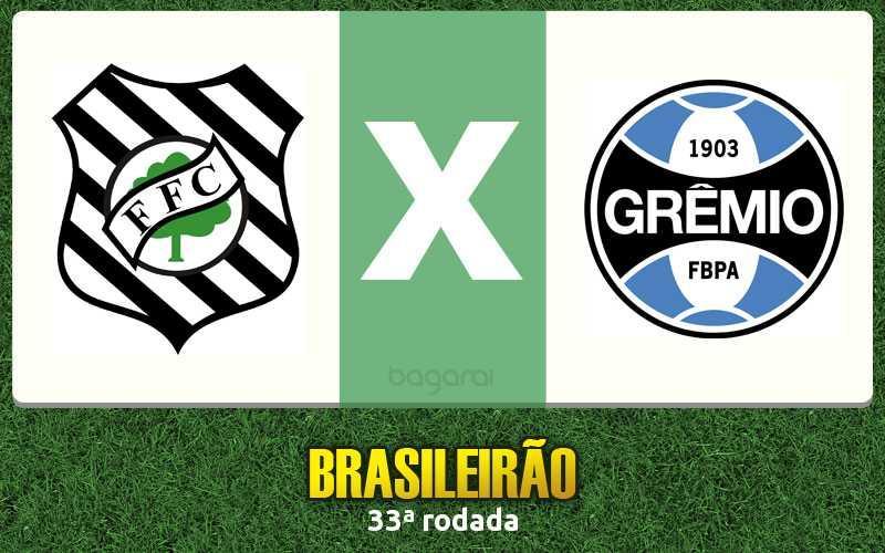 Brasileirão 2016: Figueirense e Grêmio empatam em 0 a 0