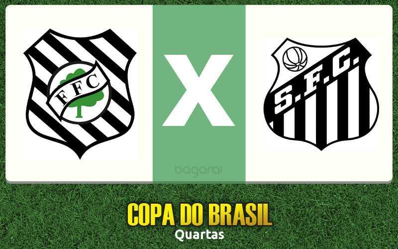 Copa do Brasil 2015: Santos FC vence Figueirense