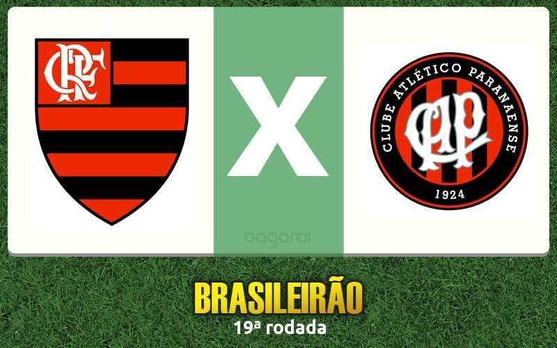 Brasileirão 2016: Flamengo vence Atlético Paranaense pela 19ª rodada
