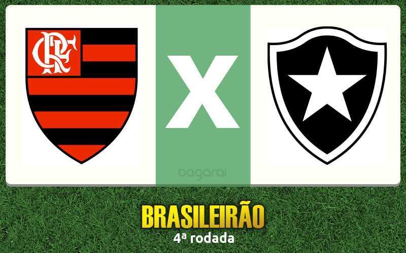 Brasileirão 2017: Flamengo e Botafogo empatam em 0 a 0