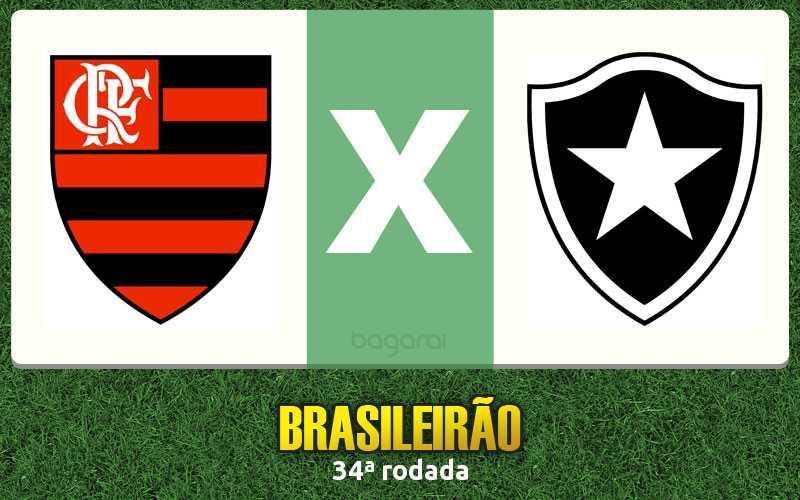 Flamengo e Botafogo ficam no 0 a 0 pelo Brasileirão 2016