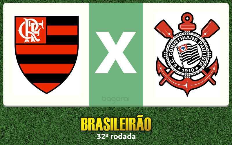 Campeonato Brasileiro 2016: Flamengo e Corinthians empatam em 2 a 2