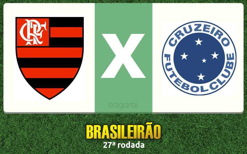 Brasileirão 2016: Flamengo ganha do Cruzeiro pela 27ª rodada