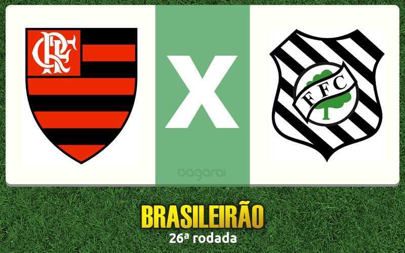 Flamengo faz 2 no Figueirense pelo Brasileirão 2016, Resultado do jogo