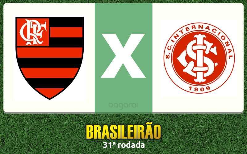 Inter vence Flamengo pela 31ª rodada do Brasileirão 2015