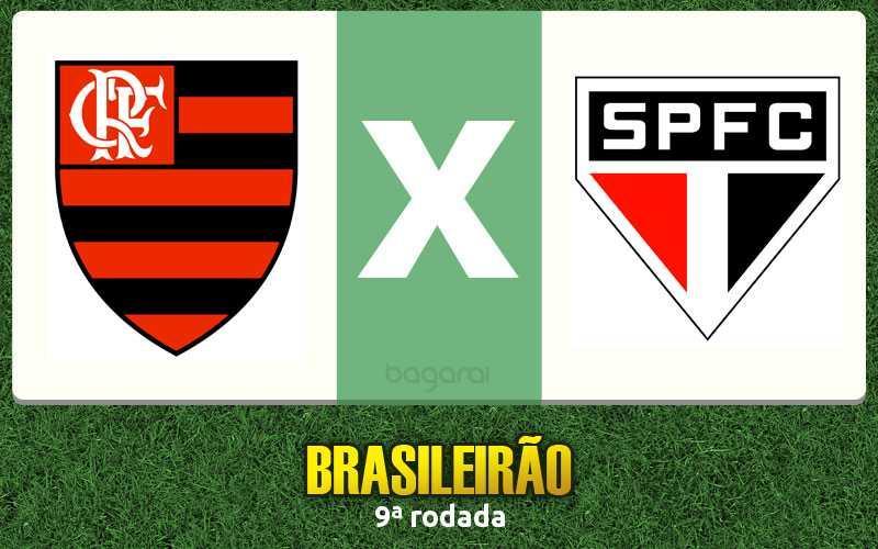 Flamengo e São Paulo FC empatam na 9ª rodada do Brasileirão 2016, Resultado do jogo