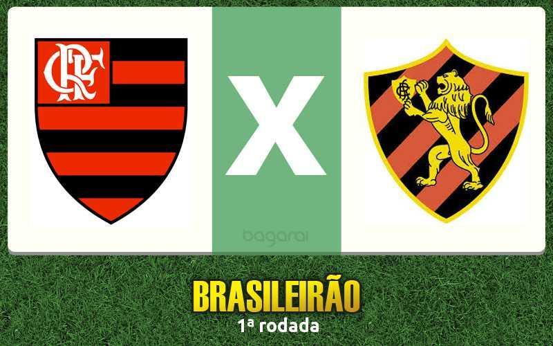 Campeonato Brasileiro 2016: Flamengo vence Sport por 1 a 0
