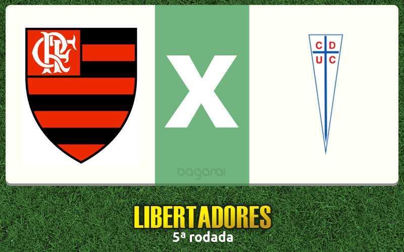 Flamengo vence Universidad Católica pela Libertadores 2017