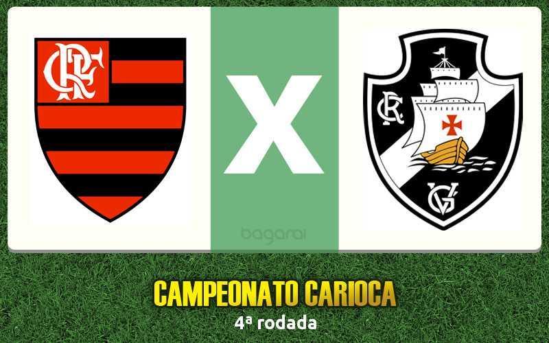 Campeonato Carioca 2017: Flamengo empata com o Vasco da Gama