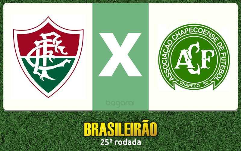 Chapecoense vence Fluminense pelo Brasileirão 2016