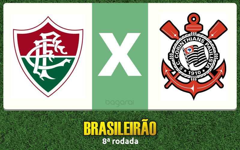 Resultado do jogo: Fluminense vence Corinthians na 8ª rodada do Brasileirão 2016