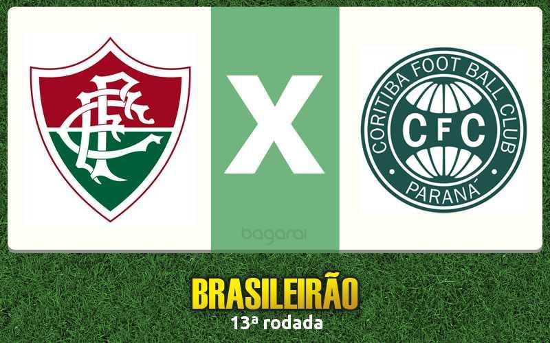 Fluminense e Coritiba ficam no 0 a 0 pelo Brasileirão 2016
