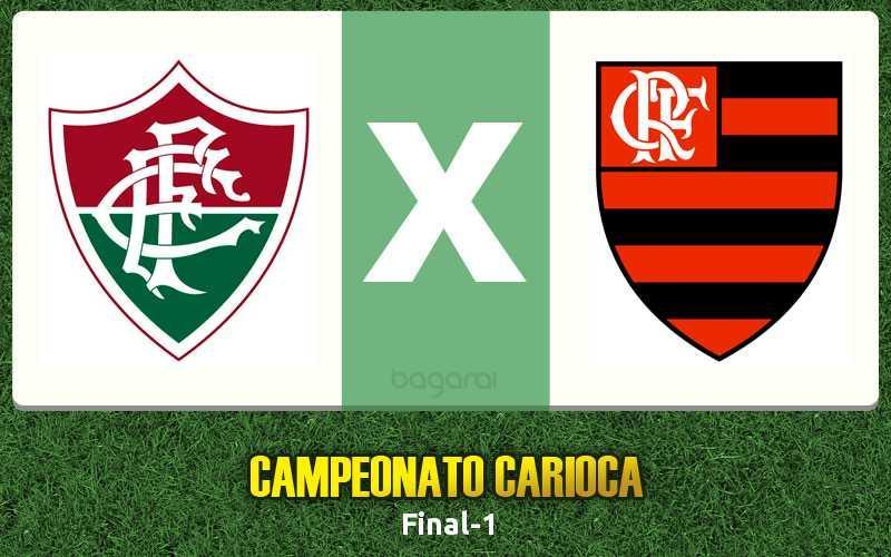 Flamengo vence Fluminense pelo Campeonato Carioca 2017