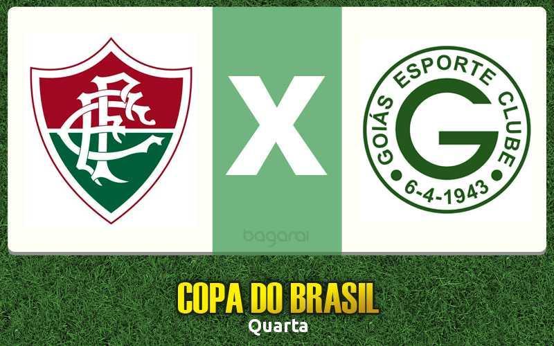 Fluminense vence o Goiás e se classifica para as oitavas da Copa do Brasil