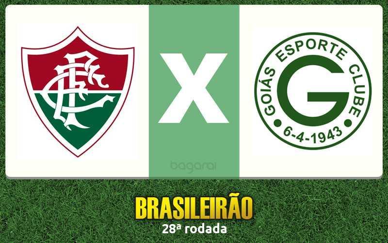 Fluminense vence Goiás pelo Brasileirão 2015