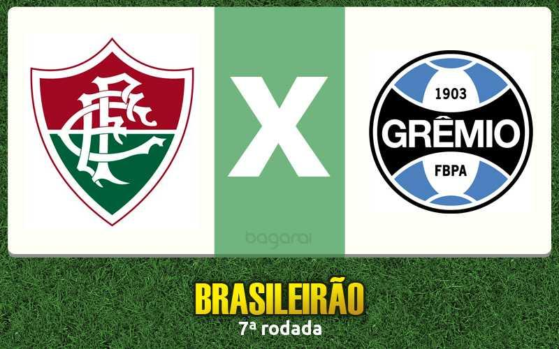 Fluminense e Grêmio ficam no 1 a 1 pelo Campeonato Brasileiro 2016