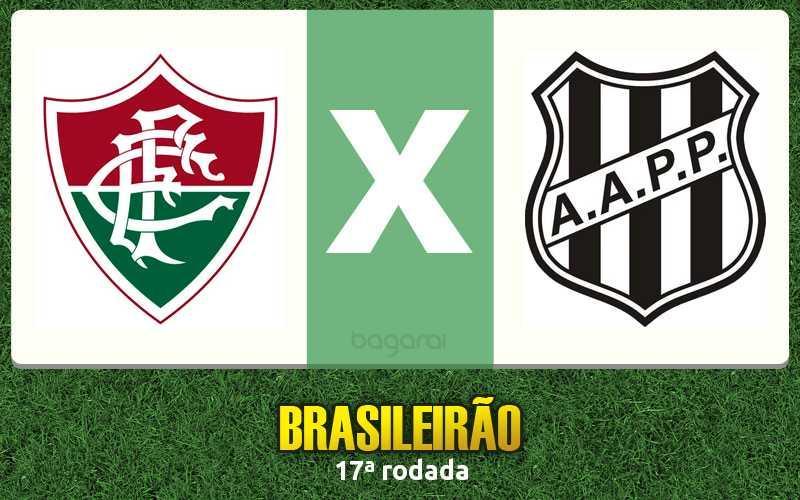 Brasileirão 2016: Fluminense ganha da Ponte Preta na 17ª rodada