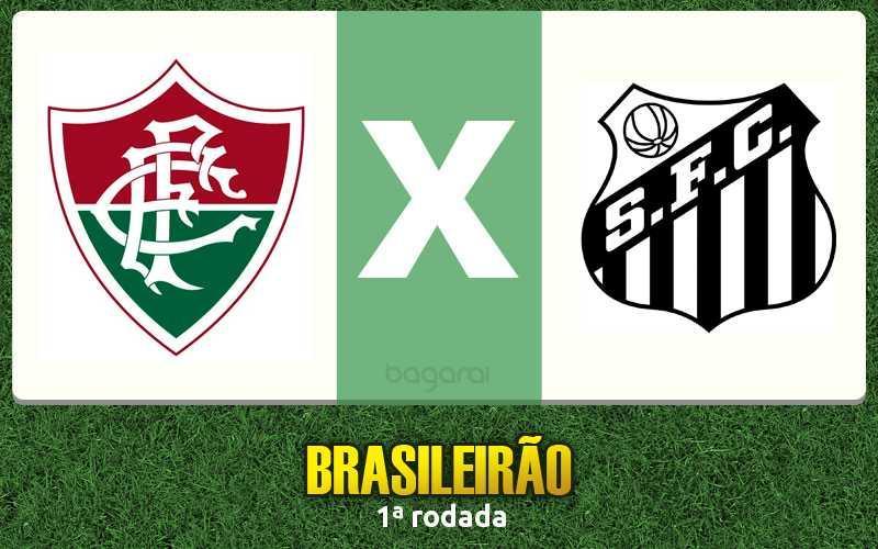Fluminense vence Santos pelo Brasileirão 2017