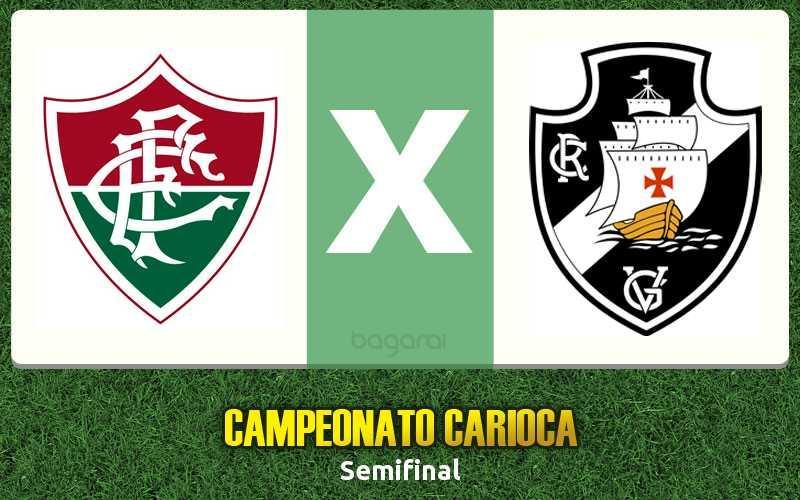 Campeonato Carioca 2017: Fluminense vence Vasco da Gama por 3 a 0