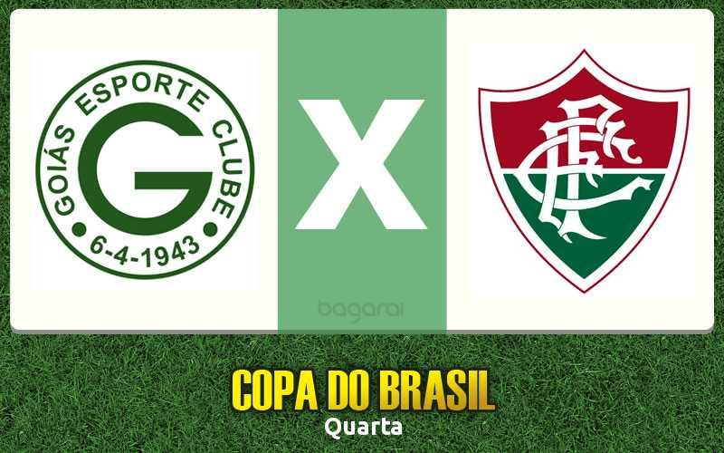 Copa do Brasil 2017: Goiás ganha do Fluminense por 2 a 1
