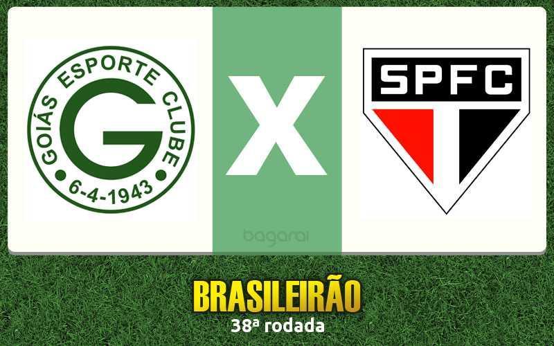 São Paulo FC vence Goiás pela 38ª rodada do Brasileirão 2015, Resultado do jogo de hoje