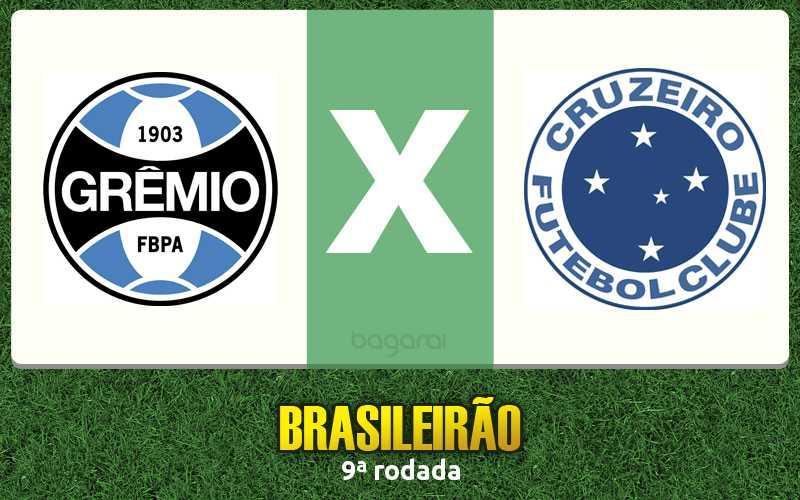 Brasileirão 2016: Grêmio faz 2 no Cruzeiro pela 9ª rodada
