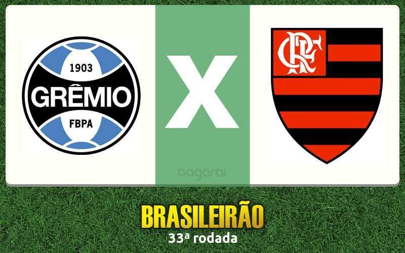 Resultado do jogo de hoje: Grêmio fez 2 no Flamengo pelo Brasileirão 2015