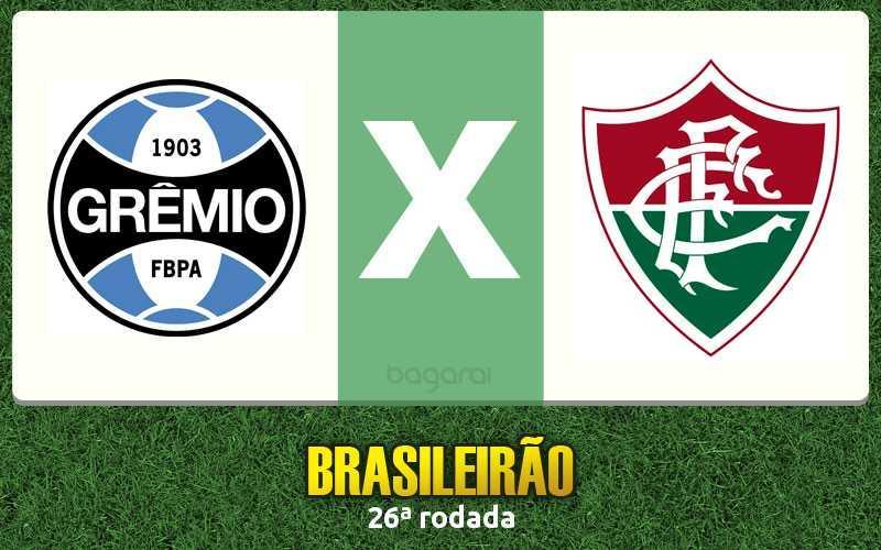 Brasileirão 2016: Fluminense vence Grêmio pela 26ª rodada