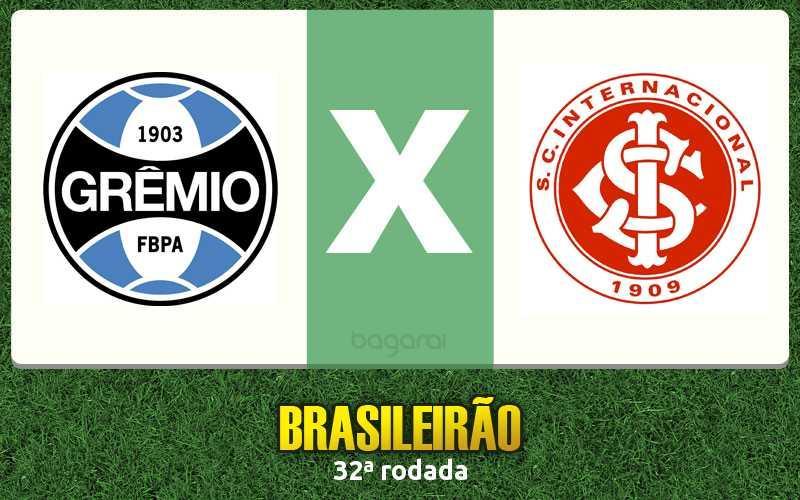 GRE-NAL: Grêmio e Internacional empatam em 0 a 0 na 32ª rodada do Brasileirão 2016