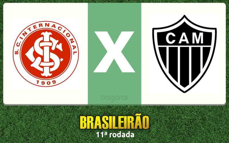 Atlético Mineiro vence o Inter pelo Brasileirão 2015, Resultado do jogo