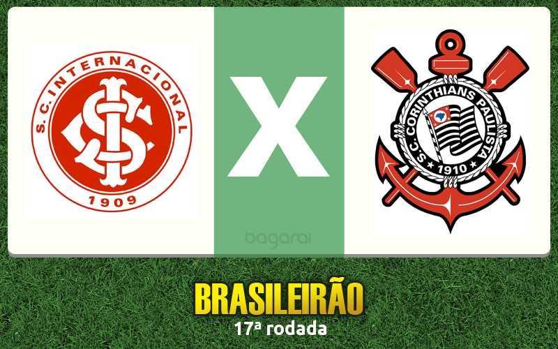 Corinthians vence Internacional na 17ª rodada do Brasileirão 2016