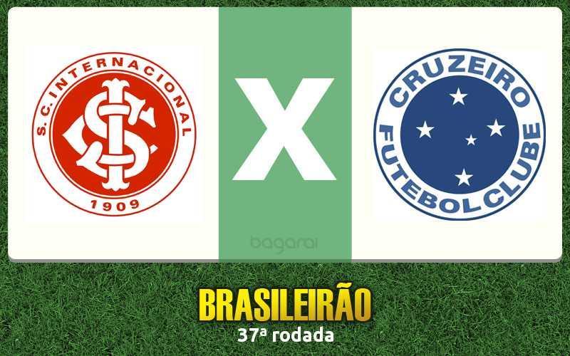 Campeonato Brasileiro 2016: Internacional ganha do Cruzeiro por 1 a 0