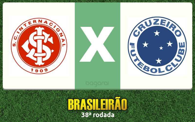 Resultado do jogo: Internacional faz 2 no Cruzeiro pelo Brasileirão 2015