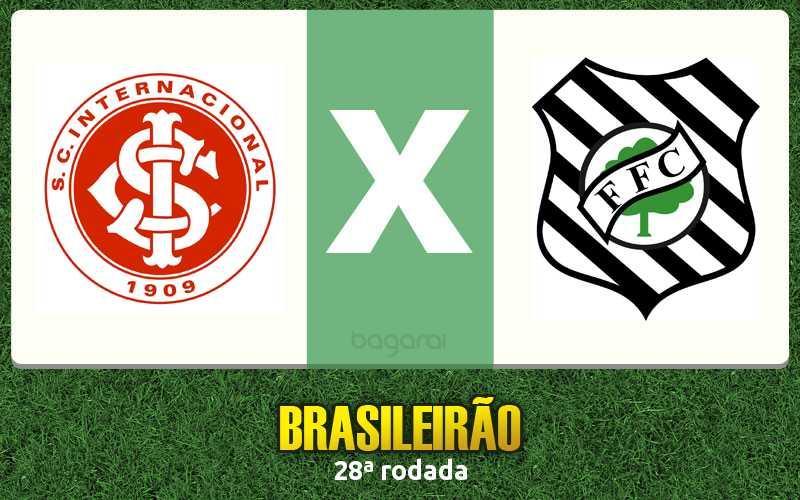 Brasileirão 2016: Internacional marca e vence Figueirense