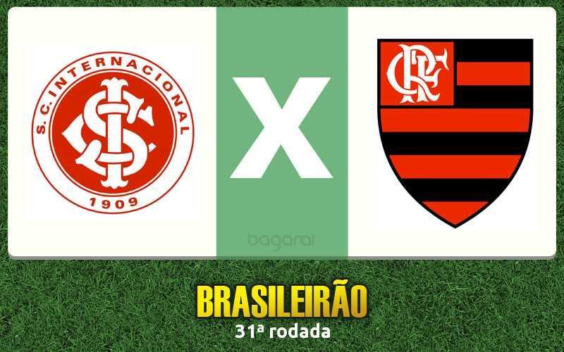 Internacional vence Flamengo pelo Brasileirão 2016 por 2 a 1