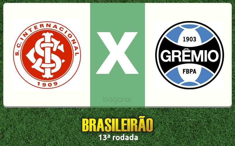 Brasileirão 2016: Grêmio faz e ganha do Internacional pela 13ª rodada