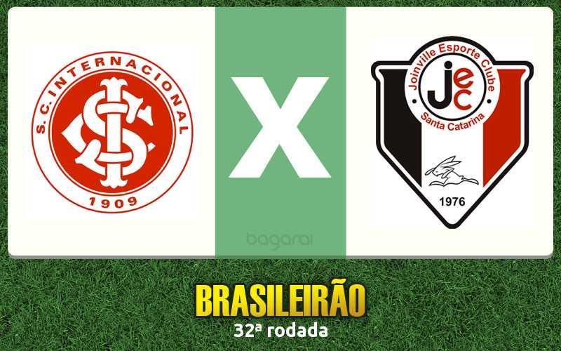 Inter vence Joinville pelo Campeonato Brasileiro 2015, Resultado do jogo
