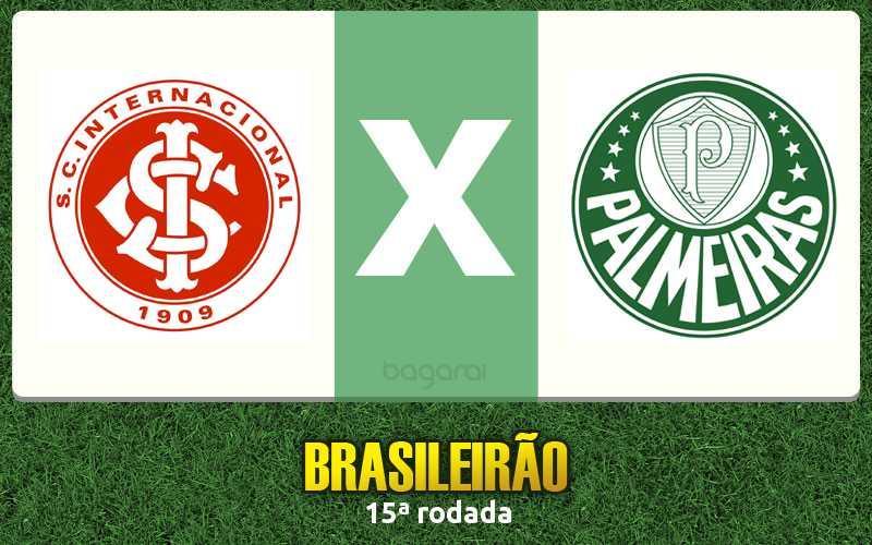 Palmeiras vence Internacional na 15ª rodada pelo Brasileirão 2016