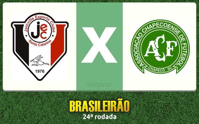 Joinville e Chapecoense ficam no 0 a 0 pelo Brasileirão 2015