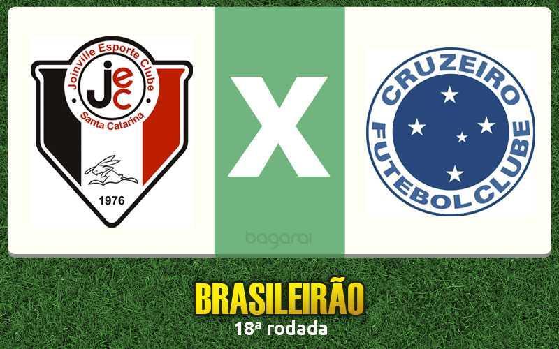 Joinville ganha do Cruzeiro por 3 a 0 pelo Campeonato Brasileiro 2015
