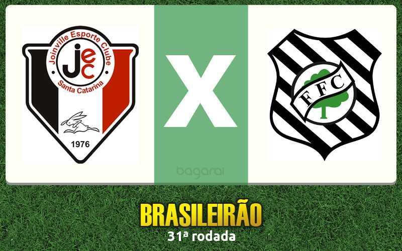 Joinville vence Figueirense pelo Brasileirão 2015