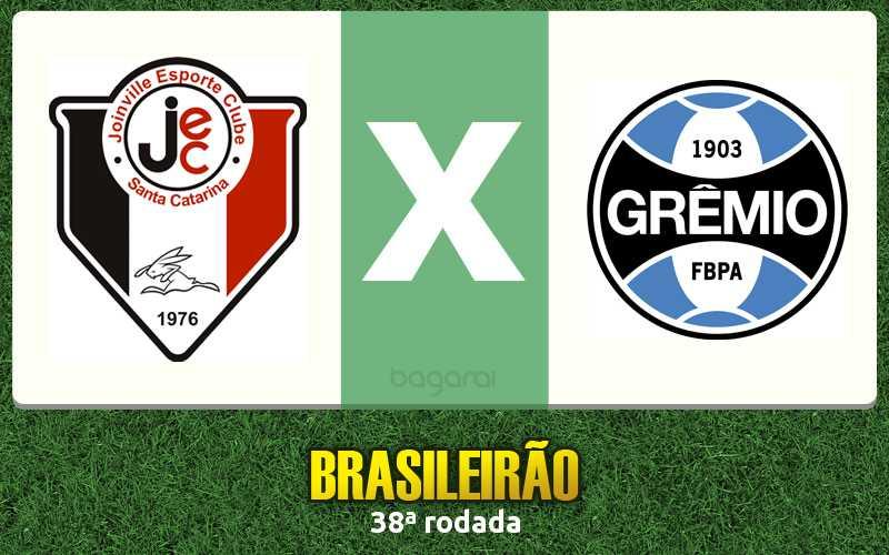 Grêmio vence JEC pelo Campeonato Brasileiro 2015