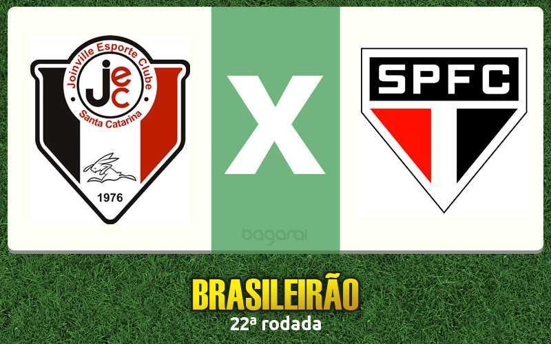 Resultado do jogo Joinville e São Paulo FC fica no 0 a 0 pelo Campeonato Brasileiro 2015