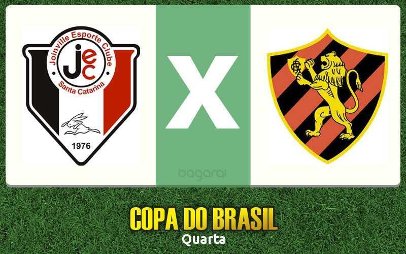 Copa do Brasil 2017: Sport vence Joinville e segue na competição