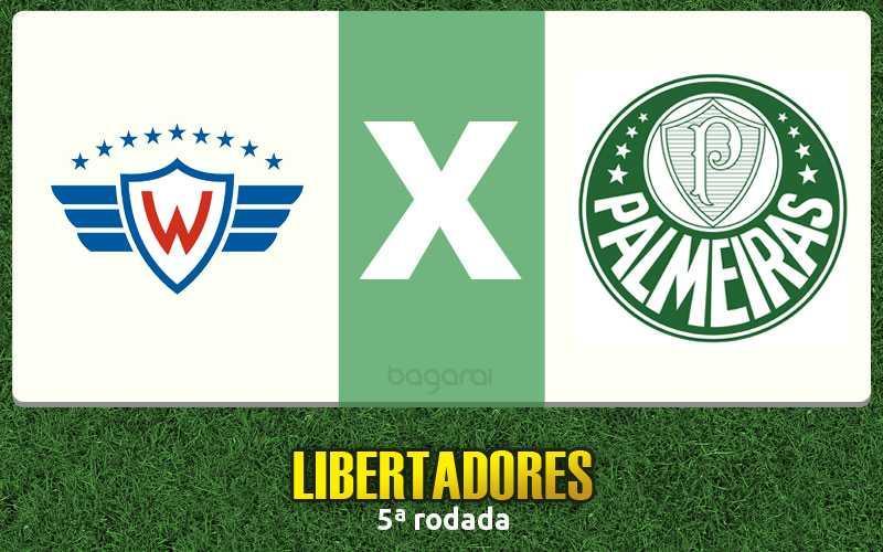 Palmeiras perde para Jorge Wilstermann pela Libertadores 2017 por 3 a 2