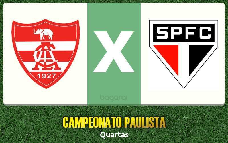 Campeonato Paulista 2017: São Paulo FC ganha do Linense