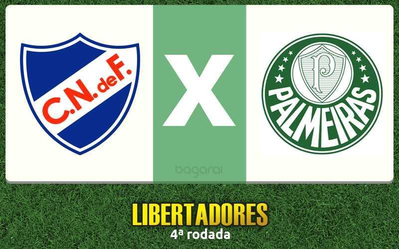 Nacional-URU vence Palmeiras pela Libertadores 2016, Resultado do jogo de hoje