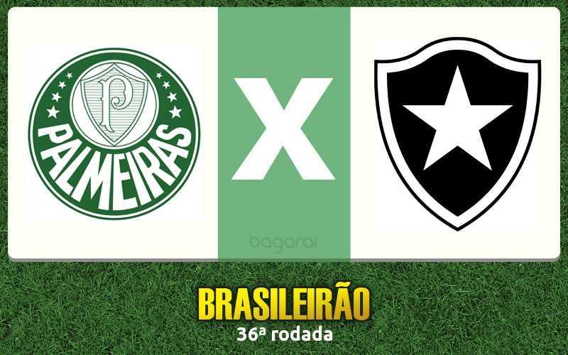 Campeonato Brasileiro 2016: Palmeiras no topo da tabela do Brasileirão
