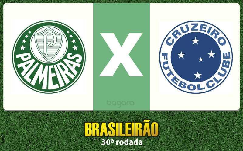 Campeonato Brasileiro 2016: Palmeiras e Cruzeiro empatam em 0 a 0